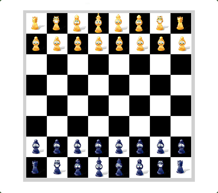 Vista Style Chess Emoticons Screenshot